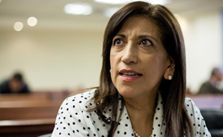 Martha Lucia Zamora